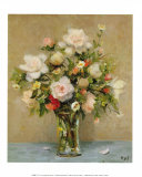 Le bouquet de Corinne Prints by Marcel Dyf