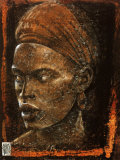 Ethopian Female Prints by Fabienne Arietti