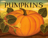 Pumpkins Posters by Diane Pedersen