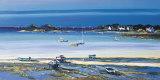 Marée basse Affiches par  Kerfily