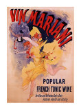 Vin Mariani Prints by Jules Chéret