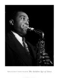 Charlie Parker Print by William P. Gottlieb