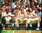 Robert Parish, Larry Bird, & Kevin McHale Photo