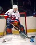 New York Islanders - Billy Smith Photo Photo