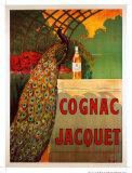 Cognac Jacquet Kunstdrucke von Camille Bouchet
