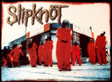 SlipKnot - Street Prints
