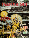 Iron Maiden - Killers Prints