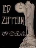Led Zeppelin – Stairway to Heaven Kunstdruck