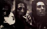 Bob Marley - Triple Portrait Poster