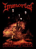 Immortal - Damned in Black Posters