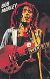 Bob Marley Live Poster