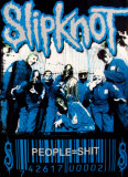 SlipKnot - People equal Shit Poster