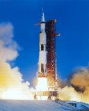 Saturn Launch Vehicle, Apollo 11, NASA, Photographic Print