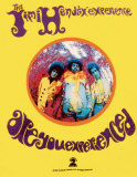 Jimi Hendrix - Are You Experienced Print