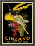 Cinzano 1920 Posters by Leonetto Cappiello