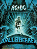 AC/DC&#160;- Ballbreaker Affiche