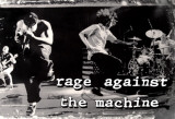 Rage Against the Machine Póster