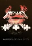 Metallica - Master of Puppets Plakaty