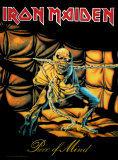 Iron Maiden - Piece of Mind Prints
