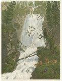 Tranquil Cascade I Pósters por  MELLING