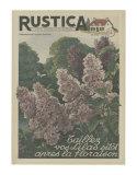 Plantez des Lilacs Pôsters