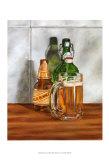 Beer Series II Prints by Jennifer Goldberger