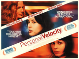Personal Velocity - Poster