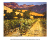 Wine Country Print by Philip Craig