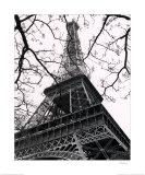 La Tour Eiffel, Spring Posters by Toby Vandenack