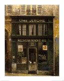 Chez Jerome Posters by Chiu Tak-Hak