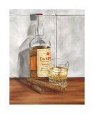 Scotch on the Rocks II Giclee Print by Jennifer Goldberger
