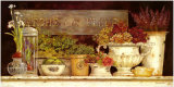 March&#233; aux Fleurs Affiches par Kathryn White