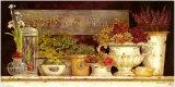 Mercado de las flores Láminas por Kathryn White