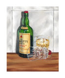 Scotch on the Rocks I Giclee Print by Jennifer Goldberger
