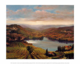 Vineyard View I Posters by Jennie Tomao-Bragg