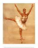 Ballerina II Prints by Caroline Gold