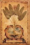 Twilight Palm Prints by Elizabeth Jardine