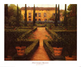 Montserrat Masdeu - Garden Manor Obrazy