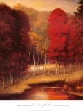Vermilion Meadow Prints by Robert Striffolino