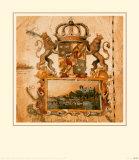 Terra Nova I Prints by Elizabeth Jardine