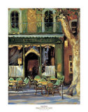 Paulette&#39;s Cafe Posters by Keith Wicks