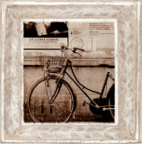 Bicycle in Florence Prints by Teo Tarras