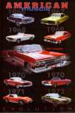 American Muscle - Evolution Poster