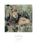 Heart of the Jungle II Posters by Elizabeth Jardine