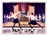 Paris Girls Giclee Print