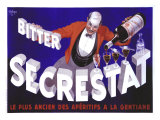 Bitter Secrestat Gicl&#233;e-Druck von Robys (Robert Wolff) 
