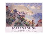 Scarborough Giclee Print by  Gorbatoff