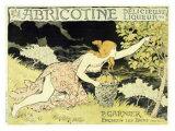 Abricotine Liqueur Giclee Print