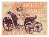 Audibert et Lavirotte Giclee Print by  Huvey