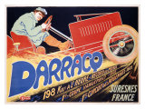 Darracq Giclee Print by Walter Thor